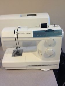 Husqvarna Viking Sewing Machine Emerald 116