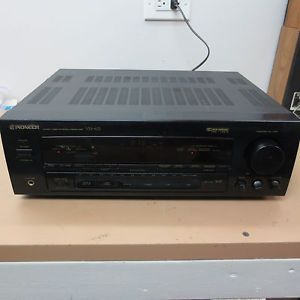 Pioneer VSX 403 Audio Video Am FM 5 Channel Surround Receiver