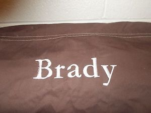 Boy Pottery Barn Kids Anywhere Chair Cover Slipcover Brady