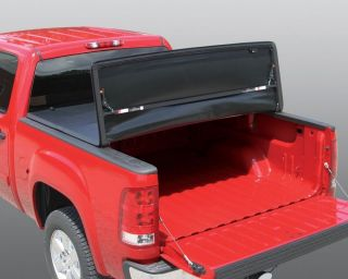'89 '04 Toyota Tacoma 6ft Bed Vinyl Folding Tonneau Cover FCT695 Rugged Liner