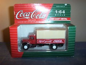 Coca Cola 1 64 Scale Die Cast Metal Mack Truck Model BM