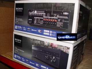Sony Str DN840 7 2 Channel Home Theater Audio Video Amplifier STRDN840 3 D 4K 027242863019