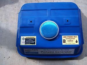 Harbor Freight Chicago Electric 800W 2 Cycle Generator Parts Gas Tank Cap T3