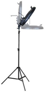 700W Photography Daylight Fluorescent Video Studio Stand Ring Lamp Light Flash