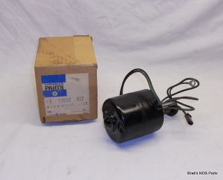 69 73 Plymouth Dodge Chrysler Imperial Heater Motor