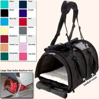 Sturdibag Cat Tote Small Dog Carrier Airline Approved Pet Travel Tote Crate Kenn