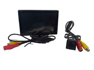 Chevy Avalanche Suburban Backup Rear View Camera Monitor Combo System 4 3""