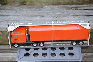 Schneider National Carriers Nylint Sound Machine Semi No 9126 Z Truck RARE