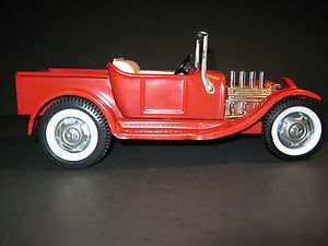 Vintage Nylint Pressed Steel Model T Roadster Hot Rod 60's Pick Up Truck x Clean