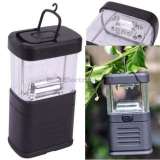11 LED AA Battery Lamp Light Bivouac Camping Lantern