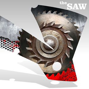 KTM 990 Adventure Graphics Kit The Saw Decal Sticker Deco Decal Dirt Bike