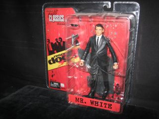 Reservoir Dogs Mr White Action Figure
