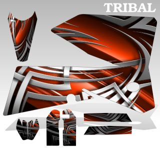 KTM 990 Adventure Graphics Kit Decal Sticker Tribal Deco Decal MX