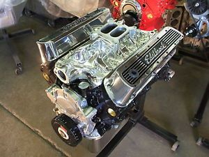 Ford 302 351VHP Keith Black Midnight Crate Engine Engine High Performance 7FD