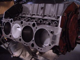 Chevy 540 Short Block Cola Carilla Je Tall Deck Bow Tie Block 4 50 BBC Big Block