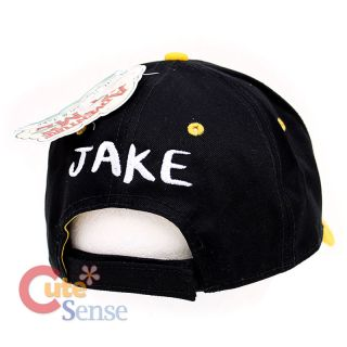 Adventure Time with Jake Youth Baseball Cap Adjustable Kids Hat