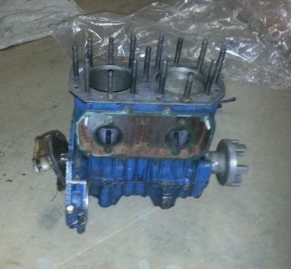 Kawasaki 550 Jet Ski Engine not Complete