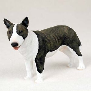 Bull Terrier Statue Dog Figurine Home Decor Yard Garden Dog Products Gifts
