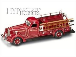 Yat Ming Signature Series 1 43 Fire Engine 1939 American LaFrance B 550RC 43007