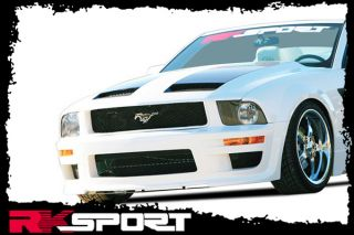 New Ford Mustang California Dream RAM Air Hood Only Fiberglass Car Body Kit