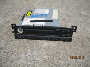BMW E46 Business CD Disc Player Radio Am FM Indash Stereo 65126909882