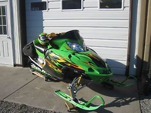 2004 Arctic Cat Firecat F7 Sno Pro Rev Cheap Shipping Fire Sled Snowmobile AC R