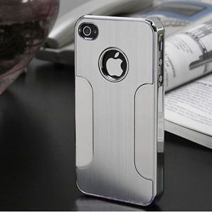 iPhone 5 Brushed Aluminum Case