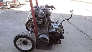 1978 Yamaha XS650 Special XS 650 ER3 5613 Engine Motor and Trans Low Miles