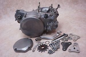 2004 04 Suzuki RM250 RM 250 Engine Motor Bottom End Crank Cases Tranny Clutch
