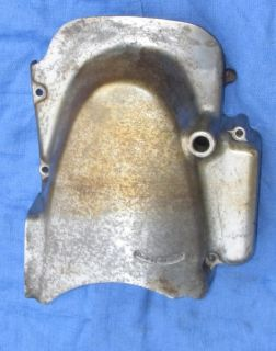 1974 1978 Honda CB550 CB 550 CB550K CB550F Left Side Engine Chain Cover 1975 76