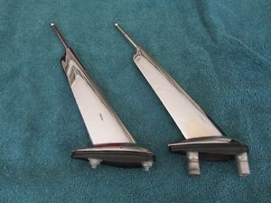 1957 1958 1959 1960ORIGINAL Sharkfin Antennas Dodge Plymouth Ford Chevy Chrysler