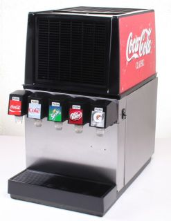 Soda Dispenser Complete System Counter Electric No Ice Needed