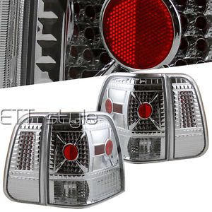 2000 Lincoln Navigator Tail Lights