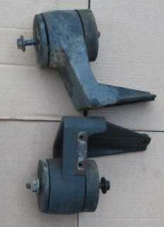 94 97 Dodge RAM Cummins Turbo Diesel Engine Motor Mounts 5 9L 12V