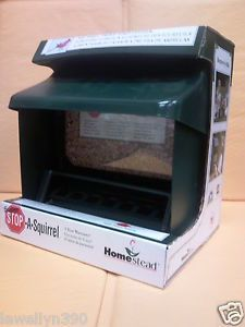 Homestead Stop A Squirrel Bird Feeder Squirrel Proof