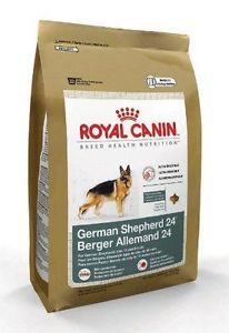 Royal Canin Dry Dog Food German Shepherd 24 Formula