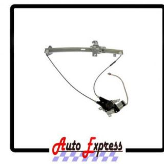New Ford Econoline Van 1992 2006 Window Regulator Front Right with Motor