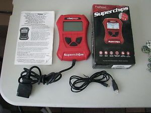 Superchips 3815 Flashpaq Programmer Dodge Chrysler Jeep Gas Engines