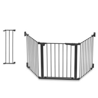 KidCo Gateway® Extra Tall and Wide Auto Close Pressure Mount Gate in