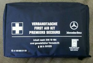 Mercedes Benz Verbandtasche First Aid Kit