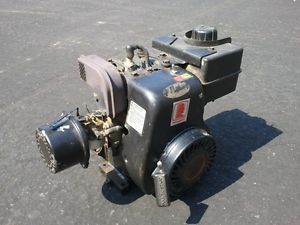 Tecumseh HS40 4HP Mini Bike Go Kart Gas Engine Motor Horizontal Shaft