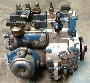 Ford 3000 Tractor Diesel Engine Fuel Injection Pump Used Simms P4665 1