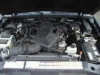 Engine 6CYL 97 98 Ford Explorer and Mercury Mountaineer