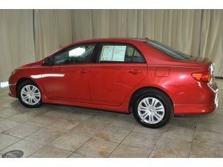 Toyota Corolla s Manual 1 8L 4CYL 4DR Sedan FWD Clean Carfax Power