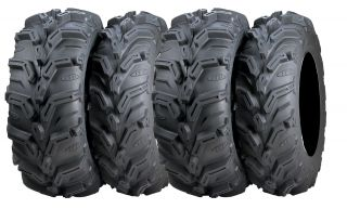 "27"" ITP Mud Lite XTR Radial ATV UTV Tires 27x9x14 27x11x14 Set of 4"