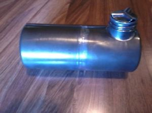 Mini Bike Round Fuel Gas Tank Small Engine Chopper Bonanza Ruttman Go Kart NOS