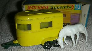 Matchbox Lesney with Box