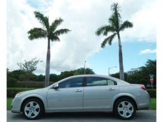 07 Saturn Aurora XE Florida Car Leather Heated Seats Make An OFFER