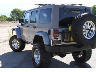 MOAB Industries Custom 2014 Jeep Wrangler Unlimited Sport Automatic 4 Door SUV