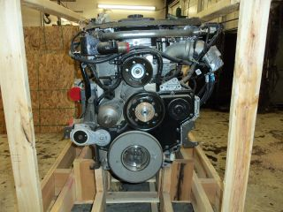 Brand New 2011 Dodge RAM Cummins 6 7L Diesel Engine ESN 58009905 CPL 3651 New